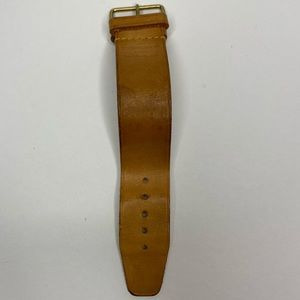 Louis Vuitton Poignet Travel Buckle Used Leather